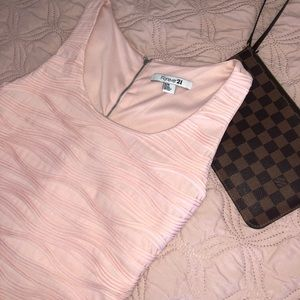 🔻 2 for $10 | pink dress
